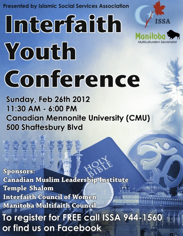 Interfaith Youth Conference